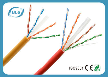 U / Waterdichte Categorie 6 van UTP Ethernet-Kabel, Super Lange Kat 6 Netwerkkabel